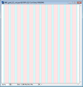 grid 12 colonnes