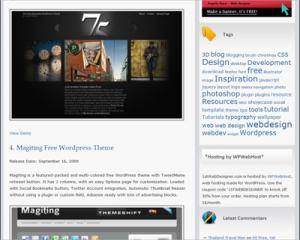 Retrouvez les thèmes premium pour WordPress