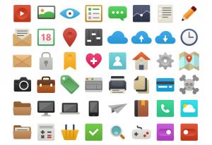 itsflat icones